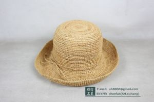 Raffia Hat (OT-XH8021) pictures & photos