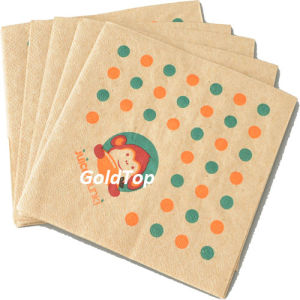 High Quality 2 Ply Paper Dinner Napkins Party Supplies pictures & photos