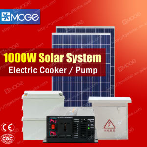 1kw Solar Power System with Battery in India pictures & photos