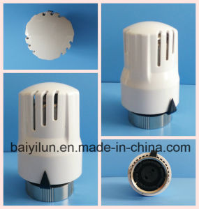 CE Radiator Thermostat Head; Thermostatic Radiator Valve Thermostatic Head with Af Type; Temperature Control Thermostat Head
