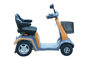 14 Inch Wheel Ce Certificate Electric Mobility Scooter 414L pictures & photos