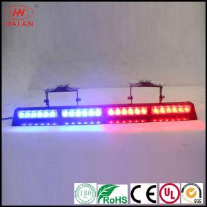 Visor Light Emergency LED Warning Strobe Split Mount Deck Dash LED Lightbar Traffic Light pictures & photos