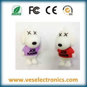 Cute Lovely Dog Shape USB Flash Drive Cartoon Animal pictures & photos