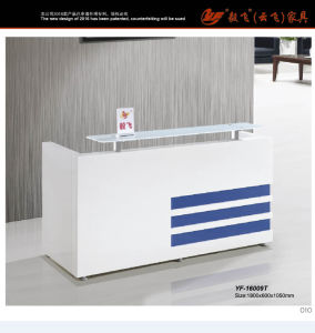 Simple Style Office Reception Yf-16009t