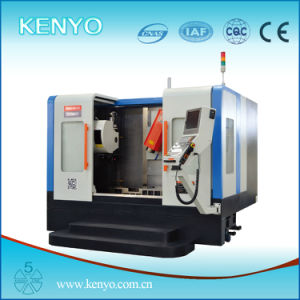 360 Degree Rotary Work Table CNC 5 Axis Machine Center