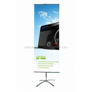 Customized Promotion Poster with Stand (WPS-01) pictures & photos