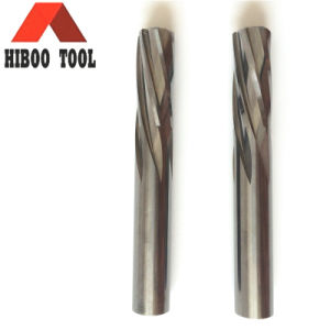 High Performance HRC55 Right Cutting Carbide Reamer pictures & photos