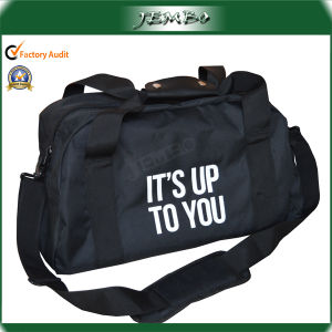Nylon Gym Fitness Shoulder Handle Luggage Sports Bag pictures & photos
