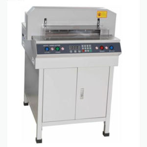 Numerical-Control Paper Cutter Machine 480vs+ 480mm pictures & photos