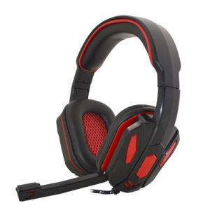2016 New Arrival Cool Style Gaming Headphone with LED Lighting pictures & photos