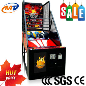 Coin Operated Electronic Basketball Arcade Game Machine for Children pictures & photos
