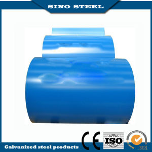 PPGI Prepainted Zinc Coating Steel Coil for Building Material pictures & photos