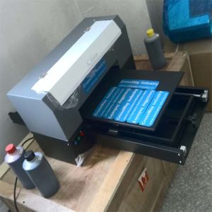 Cell Phone Case Printer with White Color No Coating