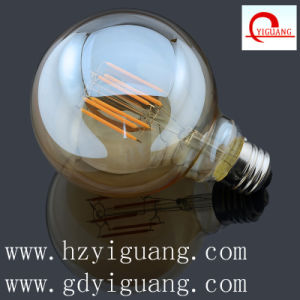 Gold G95 Epistar Filament LED Light Bulb