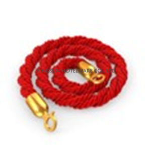 Rope with Snap Ends for Crowd Control Barrier pictures & photos
