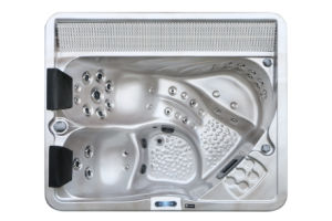 Multi-Colored LED Light Whirlpool SPA (S302) pictures & photos