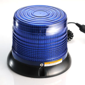 LED Miedium Strobe Super Flux Light Warning Beacon (HL-280 BLUE)