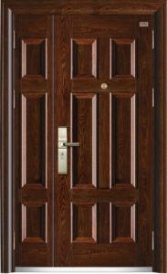 Steel Armored Splicing Security Door, Best Quality Steel Door pictures & photos