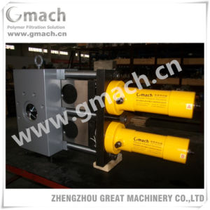 Screen Changer for Plastic Extrusion Machine pictures & photos
