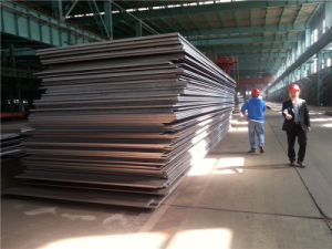 4mm-120mm Prime Top Quality Hot Rolled Steel Plate Q345b/C pictures & photos