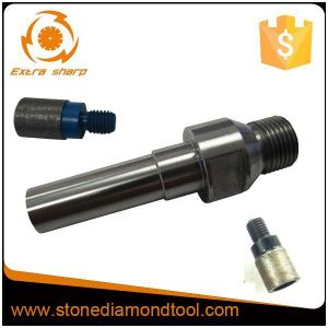 Granite Marble Finger Bit Tip with 20*20mm pictures & photos