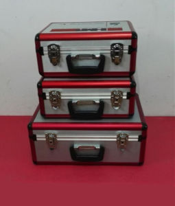 Beautiful High-Grade Aluminum Alloy Tool Case (with many Sizes) pictures & photos