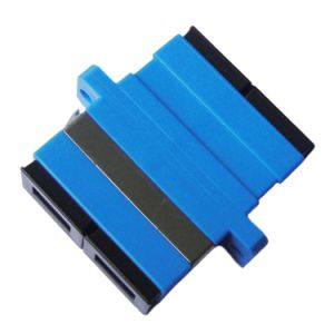 Sc-PC Fiber Optic Adaptor pictures & photos