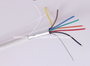 High Quality 8 Cores Shielded Alarm Cable pictures & photos