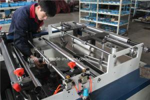 PVC Pet Roll Heat Pressing Transverse Computer Cutter Machine pictures & photos