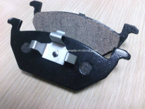 Hot Sale Semi Metallic Auto Parts Brake Pads for Toyota Nissan pictures & photos