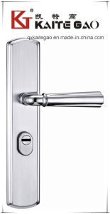 Satin Finish 304 Stainless Steel Door Lock (KTG-6808-030) pictures & photos