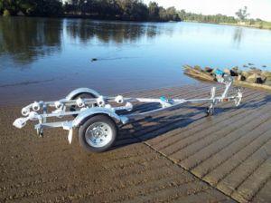 Hot Galvanised Boat Trailer Cbt-J35r