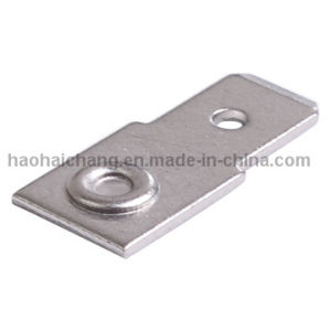Custom Metal Stamping Stainless Steel Battery Terminal Cover pictures & photos