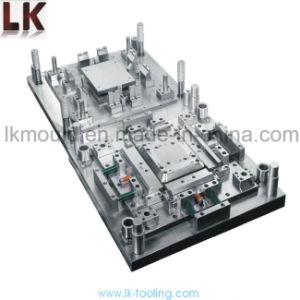 High Preision Stamping Plastic Mold Manufacturer