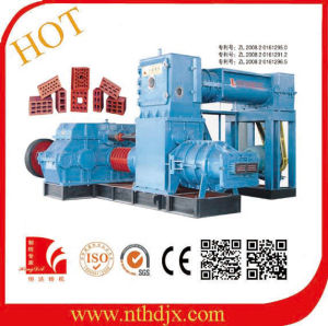 Used Automatic Brick Vacuum Extruder Brick Making Machine for Sale pictures & photos