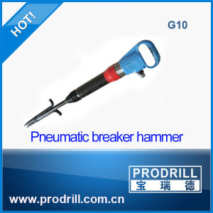 G10 Pneumatic Chipping Hammer for Rock Splitting pictures & photos
