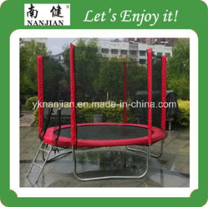Best Quality 10ft (3.05m) Big Trampoline Bed Enclosure with GS CE pictures & photos