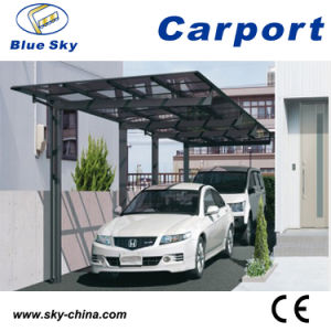 Outdoor Aluminum and Polycarbonate Car Garage (B800) pictures & photos