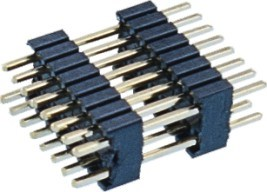 1.27X2.54mm Pin Header pictures & photos