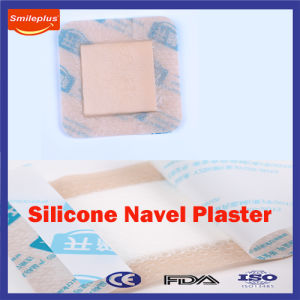 Kids Silicone Foam Navel Plaster Manufacturer in China pictures & photos