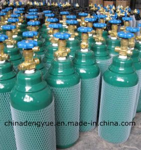 Small Portable Oxygen Cylinder with Cap pictures & photos