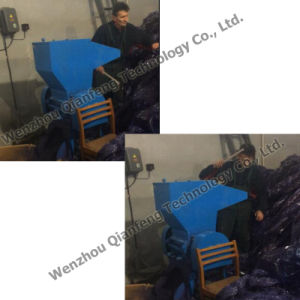 Plastic Crusher for Waste Tape and PP Woven Bag pictures & photos
