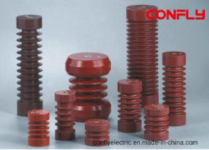 Low Voltage Pin Insulators BMC, SMC Red/Brown pictures & photos