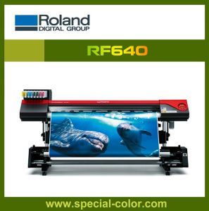 1440dpi Roland RF-640 Solvent Plotter with Epson Dx7 Printhead pictures & photos