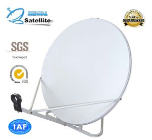 Ku-Band 90cm Offset Satellite Antenna with SGS Certification pictures & photos