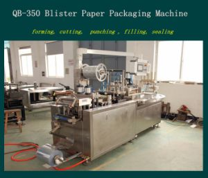 PVC Blister Paper Packing Machine with Razor/Toothbrush/Toys pictures & photos