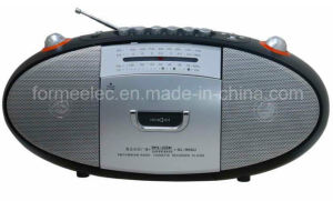 Cassette Recorder Cassette Player with USB TV Radio pictures & photos