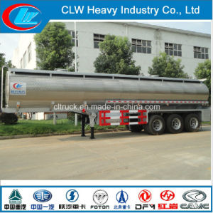 Factory Direct Supply Saso Stainless Steel Fuel Tank Trailer pictures & photos