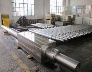 Orged_Square_Shaft_Open_Die_Forging_Carbon_Steel_For_Mining_Machinery_34CrNiMo6