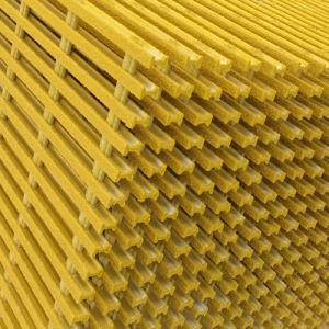 FRP Pultruded Grating, FRP/GRP Grating, Pultrusion Grating pictures & photos